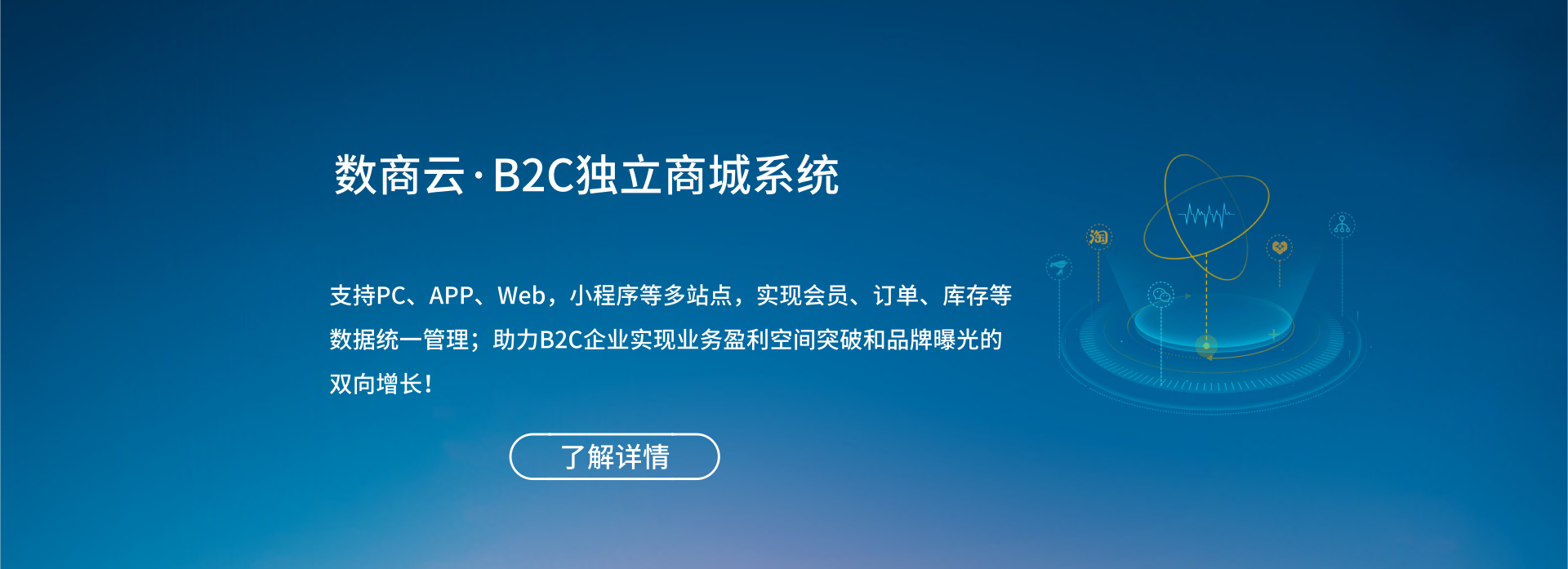 B2C商城网站系统