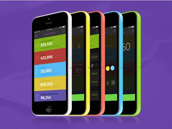 认识移动app软件的扁平化设计-商侣软件