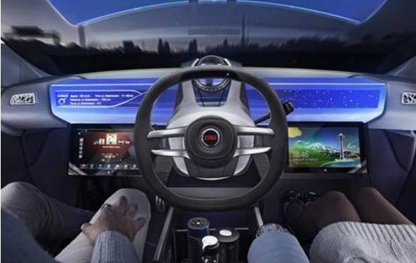 无人驾驶VS汽车类APP软件
