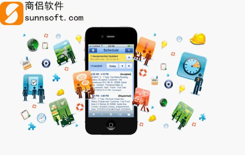 关于手机app开发,它的每个app开发步骤